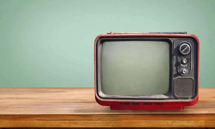 portada inventos televisión antigua